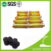 Tablets bamboo shisha charcoal price for hookah
