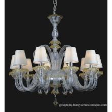Modern Restaurant Galss Pendant Lamp (81115-10)