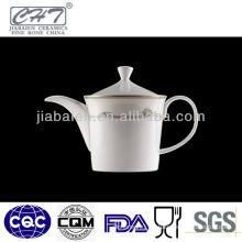 A064 Bone china porcelain decorative tea pot set