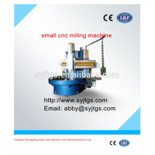 low cost small cnc milling machine price C5123A for sale in stock offered by Milling machine manufacture