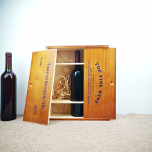 Wooden Wine Packaging Gift Box