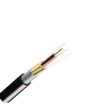 Мульти свободной пробки Armored напольные кабель оптического волокна
