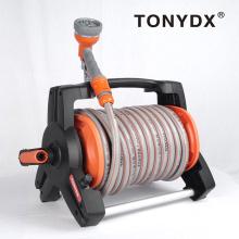 Light weight garden hose reel