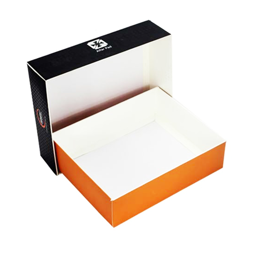 Eco Friendly Recycling Strong Style Color B82220 Cardboard Boxes Strong Offset Printing Packjing For Shoes