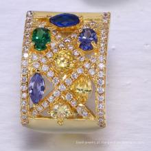 fábrica de jóias banhado a ouro por atacado para as mulheres