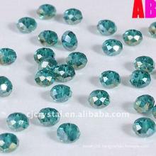 jewelry pendant rondelle glass beads
