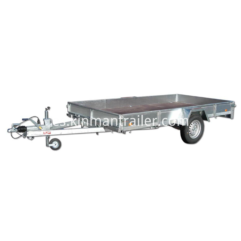 Box Trailer Enclosed