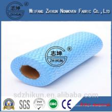 Spunlace fabricant de tissu non tissé tortue magique polyvalente