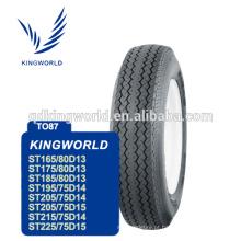 Há muito tempo usando vida ST215/75 D14 Trailer pneu