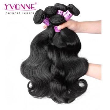 Großhandelshaar-Körper-Wellen-peruanisches Jungfrau-Haar