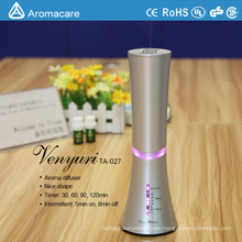 2017 New product battery operated mini humidifier oil nebulizer