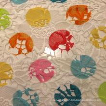 Decorative Fabric Lace for Ladies Garment