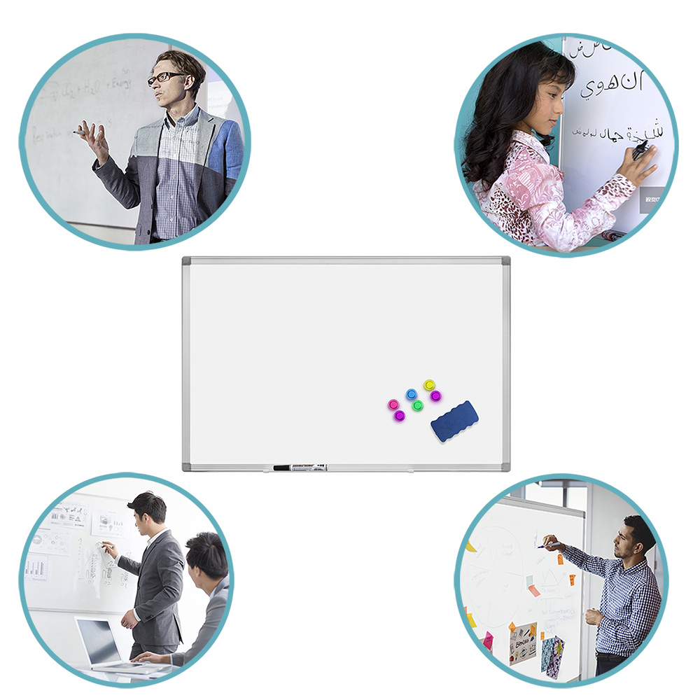 Meeting Room Magentic Dry Erasable whiteboard