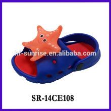 fashion kids cartoon EVA sandal wholesale