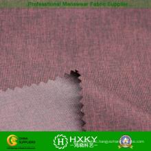 Cross Stripe Cationic Polyester Fabric for Men′s Garment