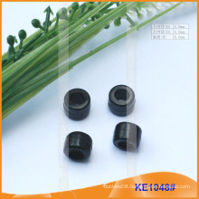 Fashion Plastic cord end or bead for garments KE1048#