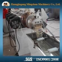 Reciclaje de la máquina de pelletización de plástico para copos de PP / PP
