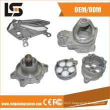 Pièces de moto en aluminium CNC personnalisées de qualité OEM