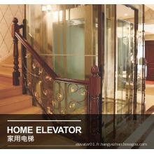 Ascenseur principal ascenseur résidentiel pour maison de villa
