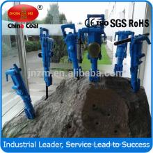 Perforadora de roca manual Y19, Y20, Y24, Y26, herramientas neumáticas de perforación de roca
