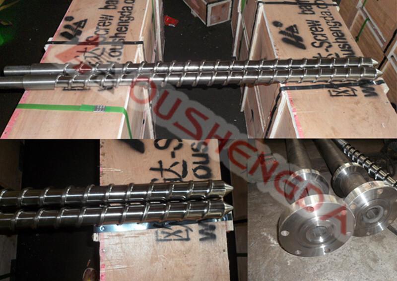 одинарный двойной двойной винтовой цилиндр для экструдера воздушно-пузырчатой пленки XPS PE LLDPE Выдувание пленки CO2-XPS пена MX-B100D ZHOUSHAN M