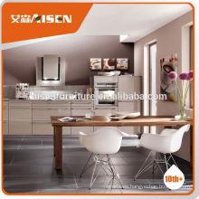 Fábrica completamente surtida decorar directamente gabinetes de cocina
