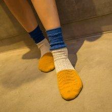 Bunte Baumwolle Socken Mädchen warme Wintersocken Strumpf