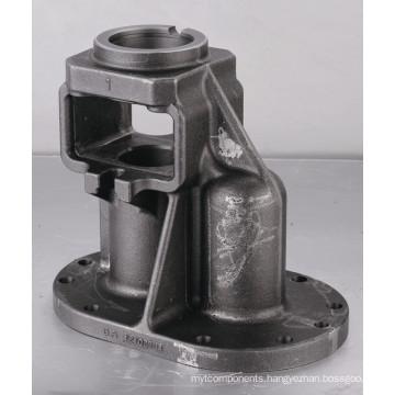 OEM Sand Cast Pump with Machining