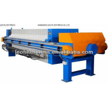Leo Filter Press Fruit Juice Filtration Membrane Filter Press