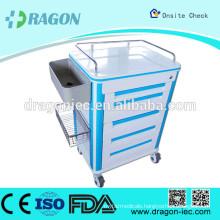 DW-CT219 medical instrument trolley designed for hospital