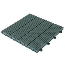 DIY WPC Wood Plastic Composite Deck Tile