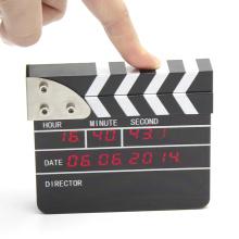 Фильм колотушки электрические часы с датой