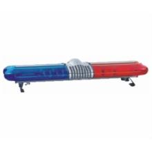 Vermelho e azul Xenon estroboscópio lightbar para carro de segurança