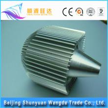 Vários tipos de produtos para Auto Lighting System habitação alumínio dissipador de calor