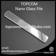 Nano Crystal Glass Nail File - Buffer Shiner Polisher Manicure Tool for Natural Nail Baby Care