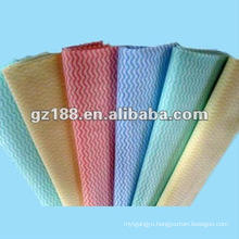 Plain Spunlace Non woven Fabric(Dyed) for Wipe