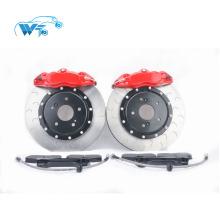 Sistemas de freio de alto desempenho para BMW E92 WT9200 4 pistão dianteiro grandes pinças de freio