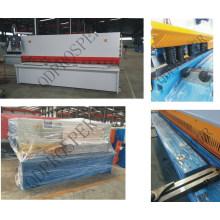 CE TUV Swing-Type Plate Shearing Machine (QC12Y QC11Y)