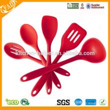 El precio directo de fábrica de alta calidad de los utensilios de cocina antiadherente