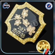 2016 Chinese zodiac letter lapel pin manufacturers of china