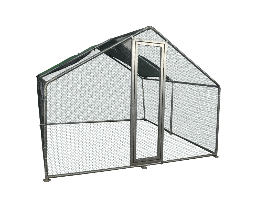 Metal Run Dog Chicken House