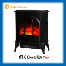 110-120V mini patio freestand electric fireplace stove heater