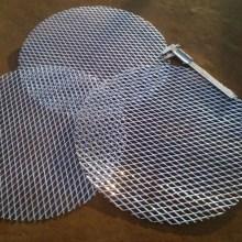 Vários sus304 sus316 wire mesh circle disc