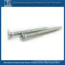 1022 Steel Galvanized Drywall Self Drilling Screws