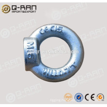 Marine High Strength Drop Forged Anchor Nut DIN582 Eye Nut