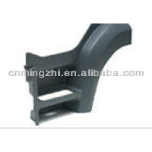 truck body part of foot step mudguard