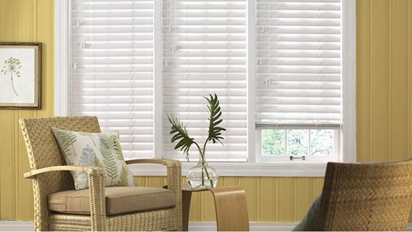 Ready Made Wooden Venetian Blinds