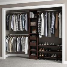 wardrobe cabinet with aluminium sliding doors