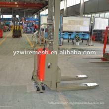 Manueller oder elektrischer Stapler beliebt in 2016 / hydraulischer Stapler