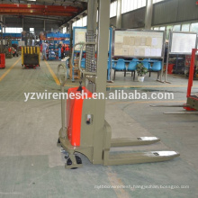 manual or electric stacker popular in 2016 / hydraulic stacker